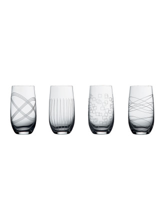 Party Sets Highball Set of 4