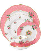 Cheeky Pink 5 Piece Place Setting $249.00