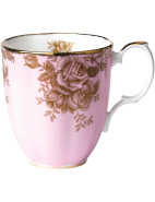 100 Years 1960s Golden Roses Mug $69.95
