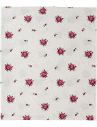 New Country Roses White Tablecloth 228x182cm $59.95