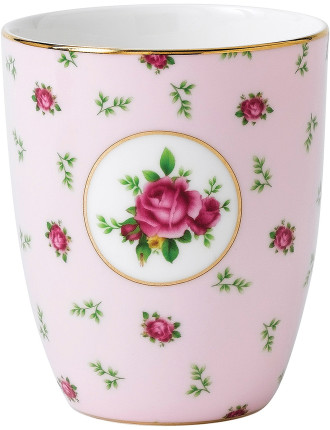 New Country Roses Pink Beaker