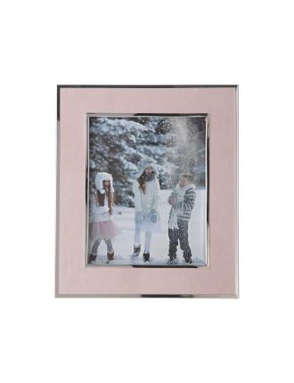 Grace Frame 5x7 Rose Pink