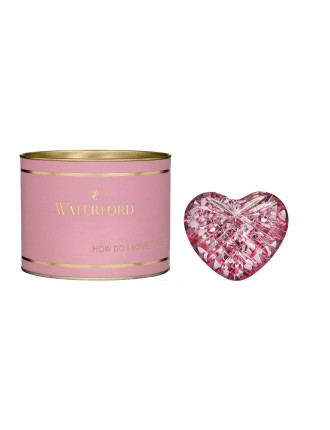 Wf Giftology Pink Heart P/Wght