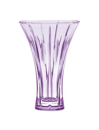 Marq Confetti Gw Vase 23cm Purple
