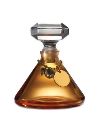 Waterford Crystal Rebel Amber Perfume Bottle