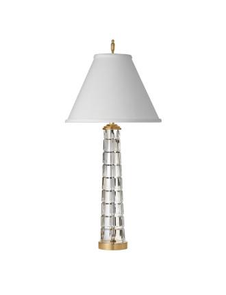 Adara 40cm Lamp (with shade)