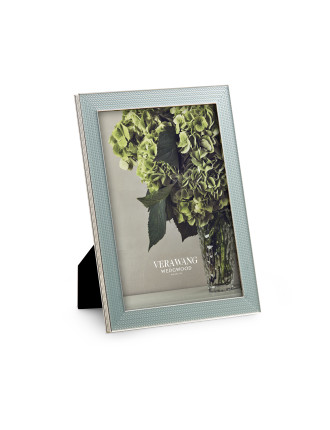 Vera Wang Wedgwood With Love Nouveau Mist Frame 5x7