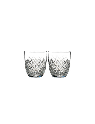 Essentially Waterford Lissadel DOF Tumbler Pair