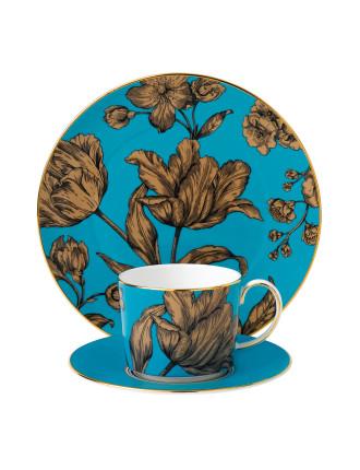 Wedgwood Vibrance Turquoise 3 Piece Set