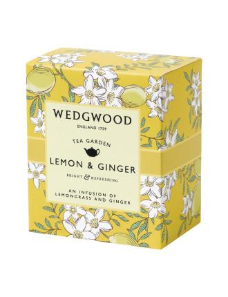 Tea Garden Tea Lemon & Ginger 60g