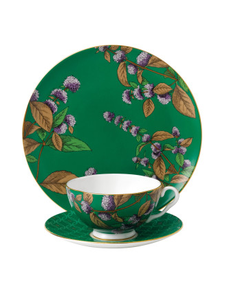 Tea Garden Green Tea and Mint 3 Piece Set
