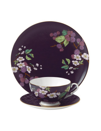 Tea Garden Blackberry 3 Piece Set