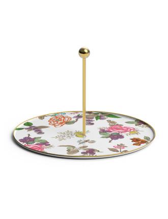 Tea Garden Serving Tray 28cm