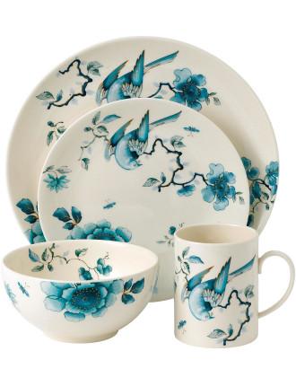 Blue Bird 16 Piece Set