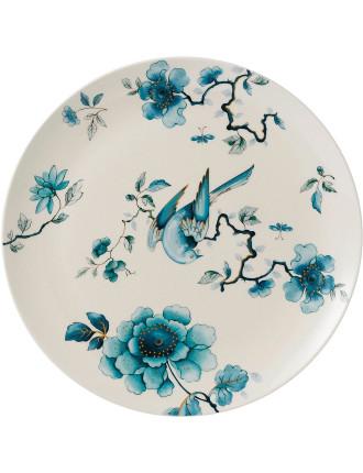 Blue Bird Charger Plate 34cm