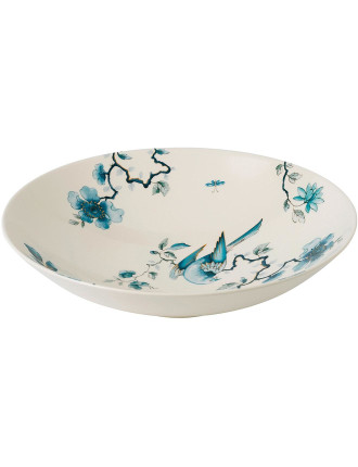 Blue Bird Bowl 34cm