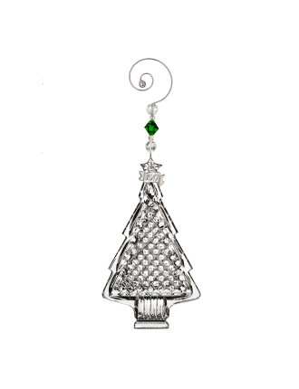 Annual Ornaments Christmas Tree