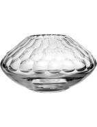 Monique Lhuillier Atelier Crystal Low Vase 18cm $299.00