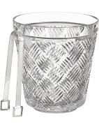 Marquis Versa Giftware Ice Bucket & Tongs $199.00