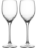 Vera Wang Sequin Crystal Wine Pair $99.95