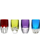 Mixology Mixed Shot Glassesx4 Coloured $349.00