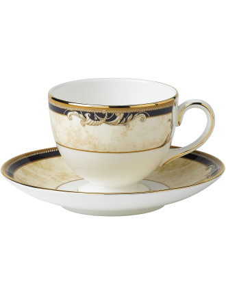 Cornucopia Tea Saucer