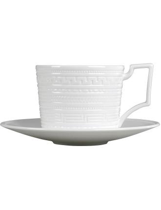 Intaglio Tea Saucer