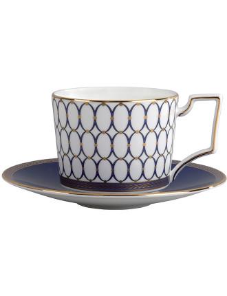 Renaissance Gold Tea Saucer 15cm
