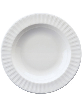 Night & Day Fluted Pasta Plate 28.5cm