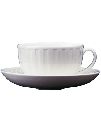 Night & Day Checkerboard Tea saucer