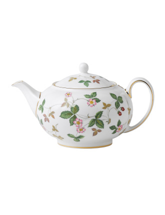 Wild Strawberry Teapot .8ltr