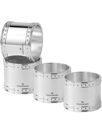 Wish Napkin Rings Set of 4