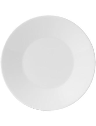 Jasper Conran White Plate 18cm / Sauce Jug Stand