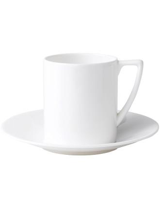 Jasper Conran White Espresso Saucer