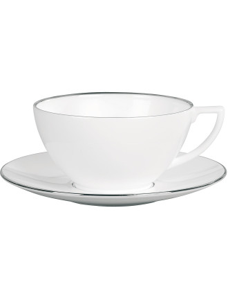 Jasper Conran Platinum Lined Teacup