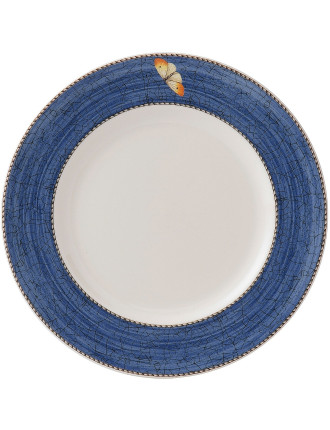 Sarah's Garden Plate 27cm Blue