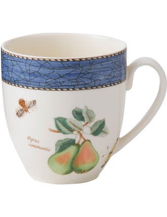 Sarah's Garden Mug Blue 330ml