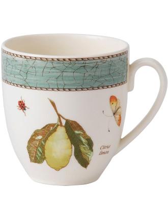 Sarah's Garden Mug Green 330ml