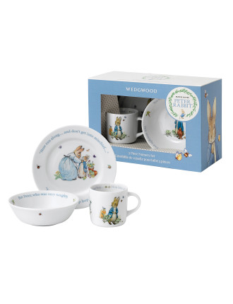 Peter Rabbit Classic Boys 3 Piece Set