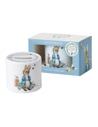 Peter Rabbit Classic Boys Money Box
