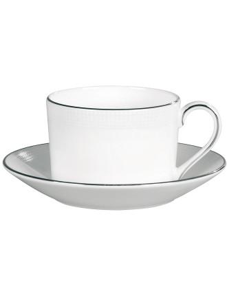 Vera Wang Blanc Sur Blanc Tea Saucer
