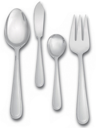 Vera Wang Infinity Cutlery 4 Piece Hostess Set