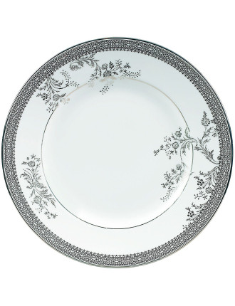 Vera Wang Wedgwood Lace Platinum Plate 20cm