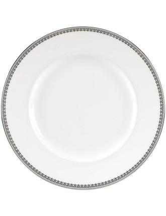 Vera Wang Wedgwood Lace Platinum Plate 15cm