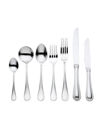 Vera Wang Grosgrain 56pce Cutlery Set