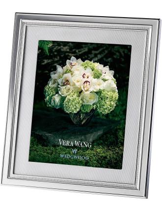 Vera Wang Wedgwood Chime Silver Frame 8'X10'