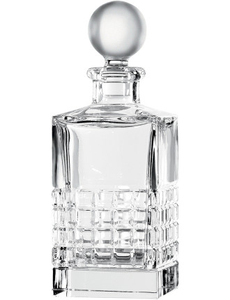 London Collect Square Decanter