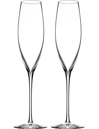 Elegance Champagne Classic Pair