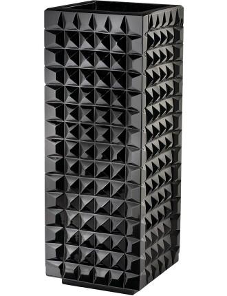 Fleurology Kylie Vase 30cm Black