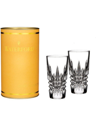 Waterford Giftology Lismore Diamond Shot Glass Pair